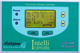 IntelliClimate kitset, with 1x ES (NO CO2 sensor module,  No relays)
