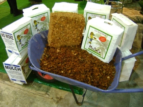 Coir Mulch Block